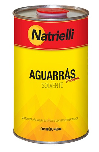 AGUARRAS  450ML NATRIELLI