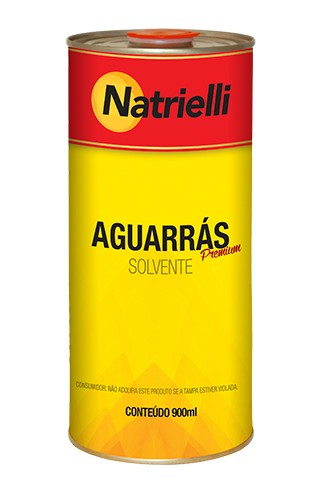 AGUARRAS  900ML NATRIELLI